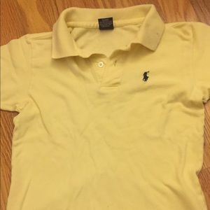Polo by Ralph Lauren | Yellow polo
